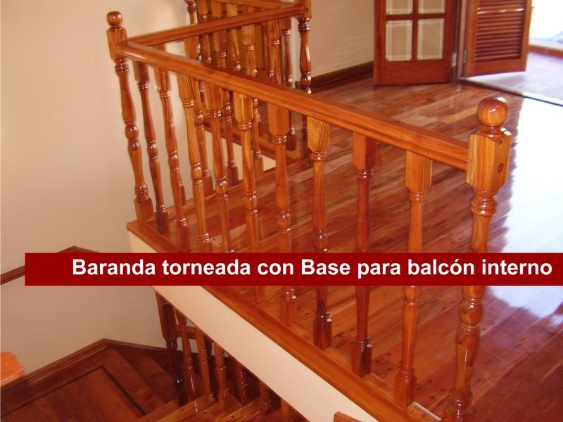 ESCALERAS Y BARANDAS pisos dercole