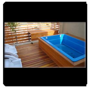 Decks pisos d ercole for Piletas de natacion para espacios reducidos