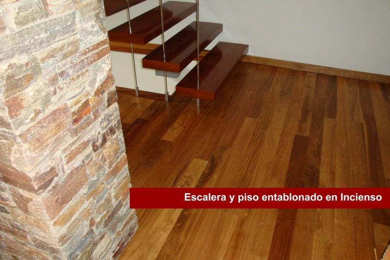 Escaleras y barandas pisos d ercole for Tipos de pisos para escaleras